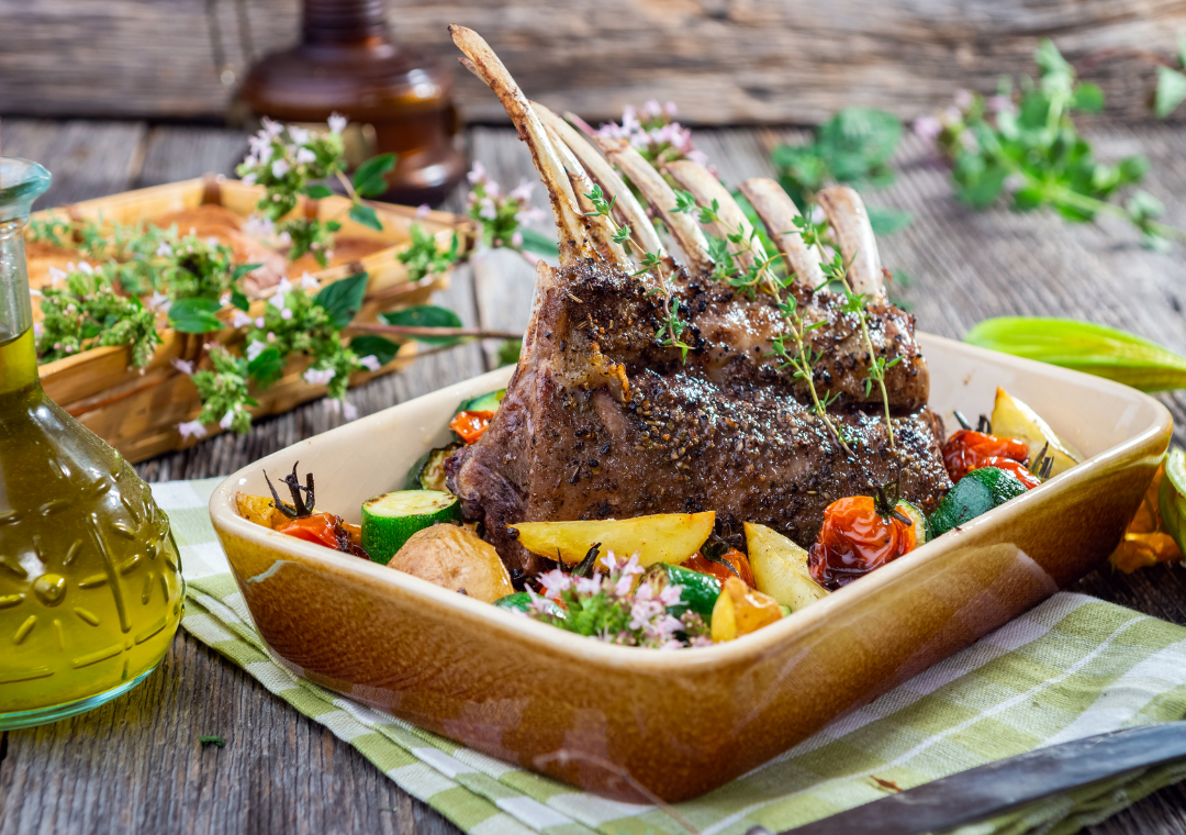How to make Grilled Lamb Chops